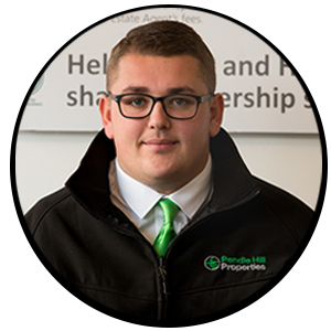 Toby Burrows, Sales and Lettings Advisor